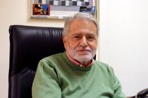 Entrevista ao profesor Luís Caramés